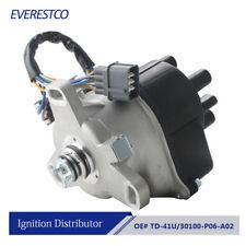 Ignition Distributor For 92-95 Honda Civic DX CX LX NON V-TEC TD-41U 30100P06A02
