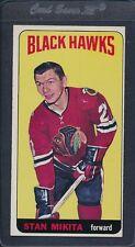 1964/65 Topps #031 Stan Mikita Blackhawks EX *73