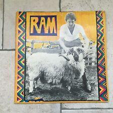 Paul & Linda McCartney _ Ram _ Vinile LP 33giri gatefold _1978 Apple Italy