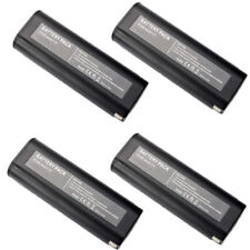 4x For Paslode 6V 3.5AH 404717 IM65 IM350A 900600 902200 900400 NI-MH Battery