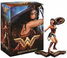 Wonder Woman Edition Collector Amazon - Statue + Steelbook Blu-Ray 3D&2D neuf