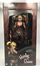 1:4 Scale Arkham City Harley Quinn Model Brand New And Sealed By NECA