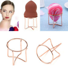 Makeup Powder Puff Blender Storage Rack Egg Sponge Drying Stand Holder Dispaly