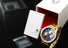 Nixon Analogue Stainless Steel Chronograph Wristwatches