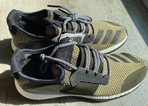 Adidas ADO Pureboost ZG Olive Size 9.5 S81827