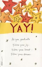 American Greetings Graduation Card: May Life's Greatest Blessings Follow You