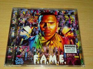 CHRIS BROWN F.A.M.E. CD 2011 R&B SOUL.