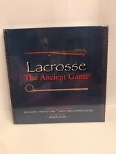 Lacrosse The Ancient Game By Ron Fletcher
