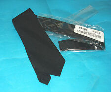 ROYAL NAVY  - US NAVY BRAND NEW OFFICERS BLACK TIE WITH MOD LABEL (C).