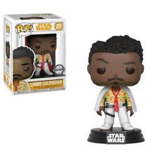 Funko Star Wars Solo POP! Movies Vinyl Wackelkopf-Figur Lando 9 cm