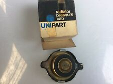 BMC RILEY 1,2,3 and WOLSELEY 1500 UNI PART OLD STOCK RADIATOR CAP
