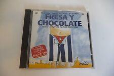 FRESA Y CHOCOLATE JOSE MARIA VITIER MILAN CD OST. FRAISE ET CHOCOLAT.
