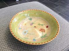"Royal Stafford Gardeners World Rare Open Vegetable Bowl Very Pretty VGC ""155"""
