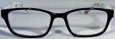 New! Foster Grant Simply Specs Holly Blue 2.50 Reading Glasses W/Soft Case.