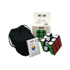 CuberSpeed QiYi Thunderclap 3x3 Black Magic cube MoFangGe Leiti... Free Shipping