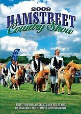 2009 HAMSTREET COUNTRY SHOW -  MINT DVD - FREE POST IN UK