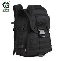PJ 40L Tactical Daypack MOLLE Assault Backpack Pack Military Gear Rucksack Large