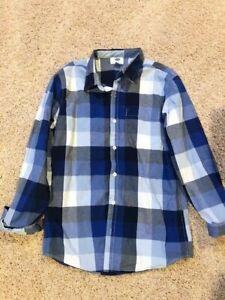 Long Sleeved Boys Shirt - EUC - Size XL 14-16