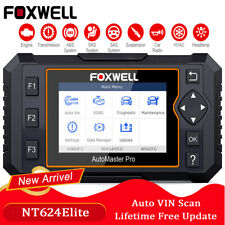 Automotive OBD2 EOBD Scanner Full System Diagnostic Oil EPB Reset DiagnosticTool