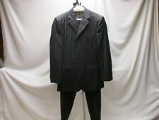 Versace Classic Men's Pinstripe Suit  40US Made in Spain Originally over $1400
