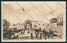 Taranto Manduria cartolina QQ5116
