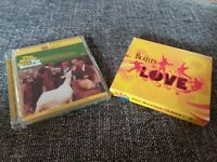 Beatles Love and Pet Sounds DVD audio