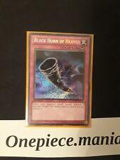 Yu-gi-oh! Black Horn Of Heaven LCYW-EN300 1st