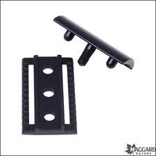 Safety Razor Replacement Head Maggard Razors Black V3A Closed Comb