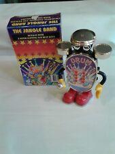 Vintage con Pilas Juguete ~ Cheng Ching el tintineo banda musical kit de tambor