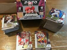 2020 Panini Prizm Football Base Set 1-170 Cards you pick