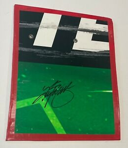 2020 Kyle Busch Interstate Batteries Signed Race Used 10x8 Sheetmetal Piece #9
