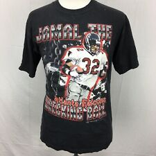 VTG 1998 Atlanta Falcons Jamal the Wrecking Ball NFL Mens T Shirt sz L 90s