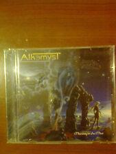 ALKEMYST - MEETING THE MIST  - SEALED CD