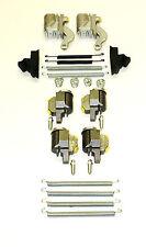 MGA Mg Magnette ZA 1500 + & Zb Cilindro De Freno Delanteras Y Traseras set que incluye muelles
