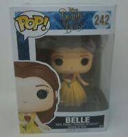 Funko Pop Disney Beauty and the Beast #242 Belle Vinyl Figure
