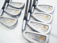 4star Gold HONMA LB-606 3-9I 7pc R-Flex IRONS SET Golf Clubs inv 7128