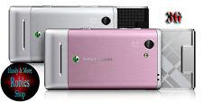 Sony Ericsson T715 PINK (Ohne Simlock) 3G 4BAND 3,2 MP LICHT RADIO OVP NEU