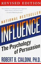 Influence: The Psychology of Persuasion, Revised Edition, New, Free Shipping