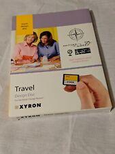 XYRON TRAVEL DESIGN DISC FOR XYRON DESIGN RUNNER
