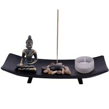 Feng Shui Asian Japanese Feng Shui Sand Zen Garden + Free Fengshuisale Red St...