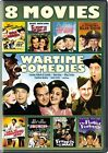 Wartime Comedies 8-Movie Collection DVD  NEW