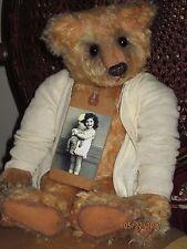 "16"" TEDDY BEAR BY LINDA NOREIKA, THREADBEAR"