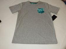 Boys Youth Hurley T shirt XL 13-15 years 2019-042-216 grey heather NEW NWT