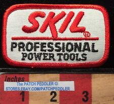 Skil Saw Patch - Skil Professional Power Tools Advertising Patch 00D