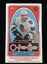 2013-14 O-Pee-Chee OPC Hockey Factory Sealed Hobby Box OPEECHEE NHL 32 packs