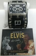 Elvis Presley Bellagio Time Men's Watch Brand New!