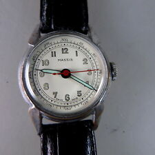 Herrenarmbanduhr Massis Aram K. Hissarlian 1/5 Sekunde um 1930 (50689)