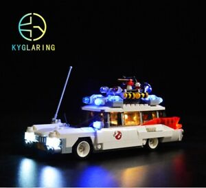 LEGO 21108 KY ADVANCED LIGHT KIT FOR ECTO 1 NEW INCLUDES USB POWER PACK a5