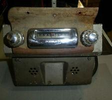 Autoradio Philips NF593 6/12 Volt (à lampe) SIMCA ARONDE 203 403 FORD CITROEN