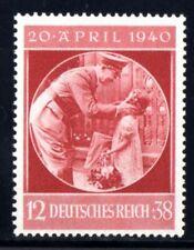 GERMAN EMPIRE-Third Reich.1940.WWII.Michel.744.Adolf Hitler MNH**Deutsches Reich